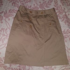 Dresses & Skirts - 3 button skirt